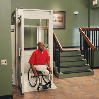 Vertical Platform Lifts 187 Pennsylvania Stair Lifts
