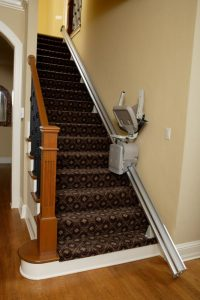 stair lift features