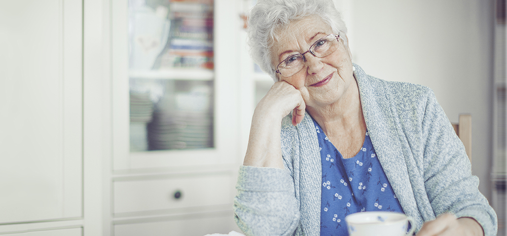 Most seniors want to age in place.