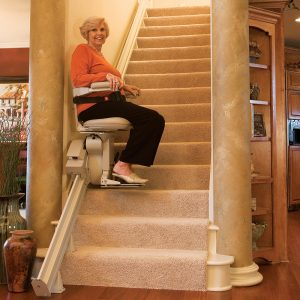 Mom is visiting and you need a temporary stair lift. PA stair lifts does rentals.
