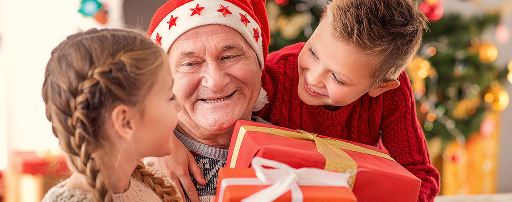 Holiday Gift Ideas for Seniors