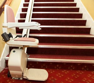 stair lift for the disabled
