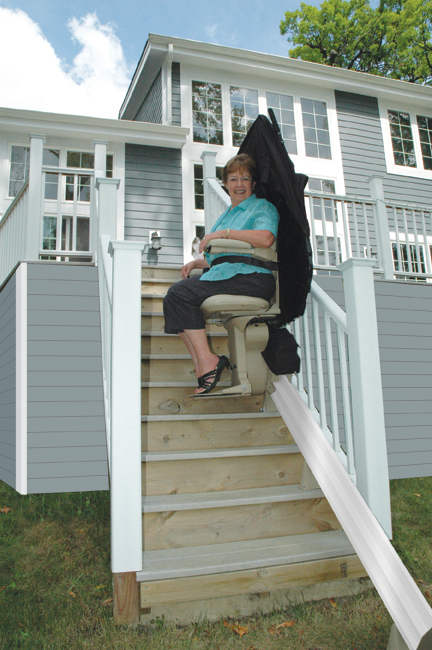 External Stairlifts 187 Pennsylvania Stair Lifts