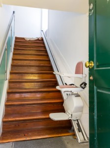 how a stair lift can benefit