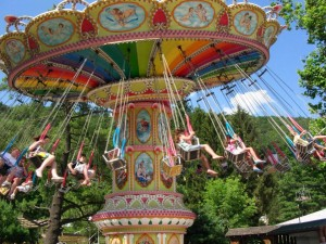 amusement parks with stair lifts philadelphia