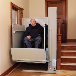 wheelchair lift for accessibility