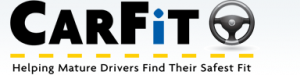 Carfit can help keep seniors safe behind the wheel.