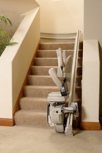 Elite Indoor Curv SR 2010 is a good choice for a temporary lift chair rental.