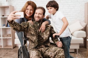 Does Medicare pay for stair lifts, they may help those who were injured while in military service.