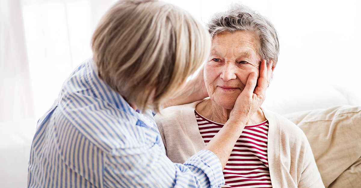 Is it time to hire a caregiver for your elderly parent?