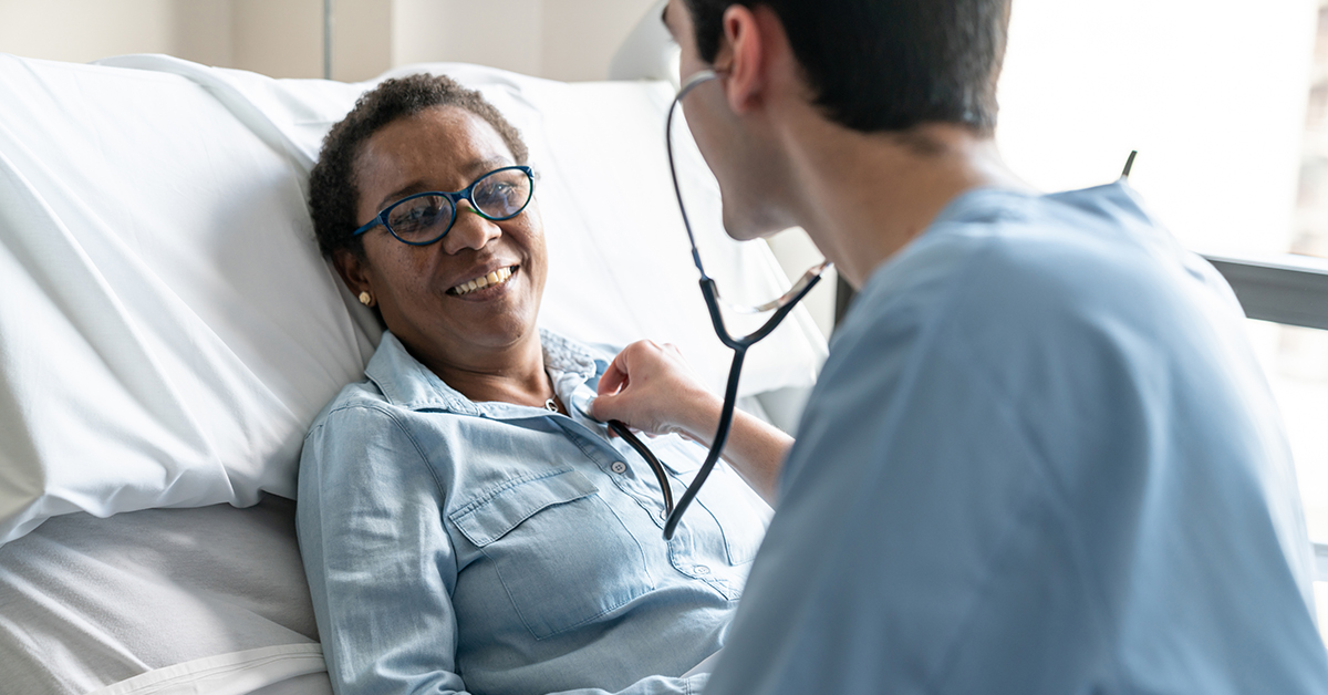 Patient covered by Medicare Part A