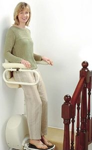 Stand and Perch Stairlift